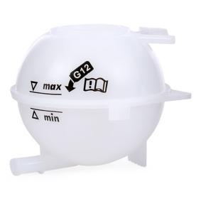 Metzger 2140008 Expansion Tank coolant