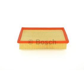F026400287 Luftfilter BOSCH F 026 400 287 Stor urvalssektion — enorma rabatter
