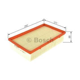 F 026 400 287 Zracni filter BOSCH - poceni izdelkov blagovnih znamk