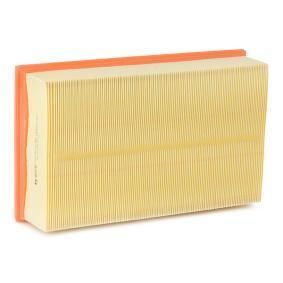 F 026 400 287 Zracni filter BOSCH originalni kvalitetni