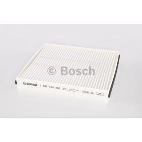 1987432250 Filter, Innenraumluft BOSCH 1 987 432 250 - Große Auswahl - stark reduziert