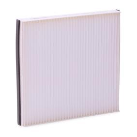 1 987 432 250 Filter, Innenraumluft BOSCH in Original Qualität