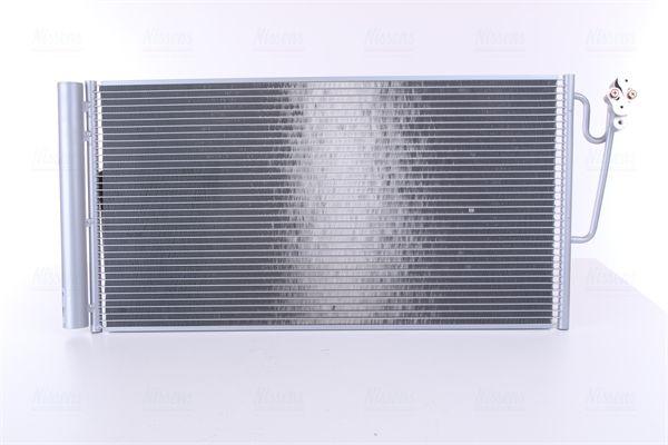 Kondensor, klimatanläggning NISSENS 940118 Recensioner