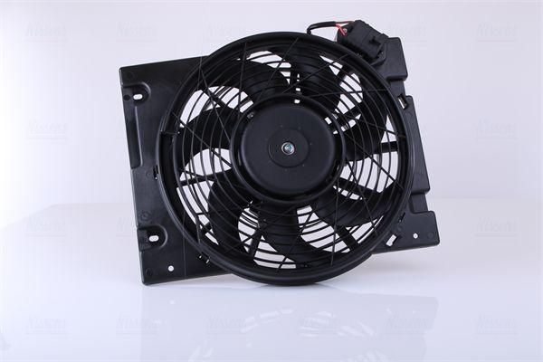 NISSENS: Original Lüfter, Klimakondensator 85186 ()