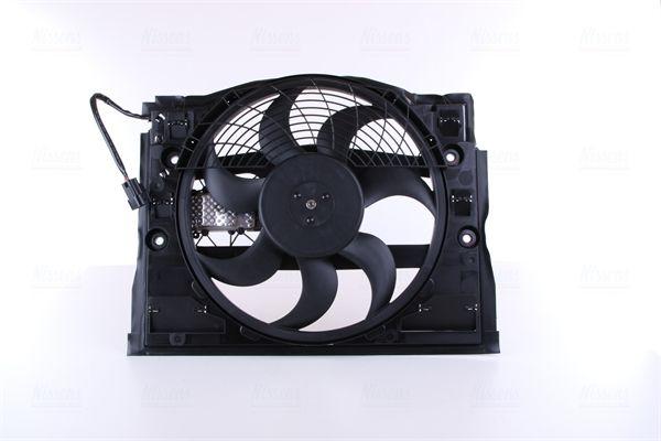 RENAULT 11 Lüfter, Klimakondensator - Original NISSENS 85420