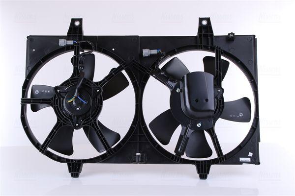 NISSENS: Original Kühlerventilator 85280 ()