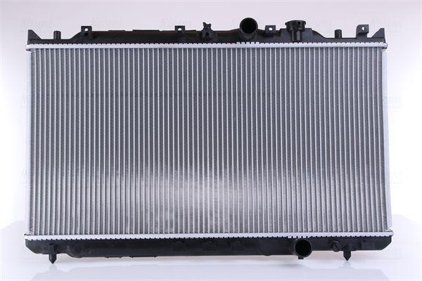 NISSENS: Original Lüfter, Klimakondensator 85282 ()