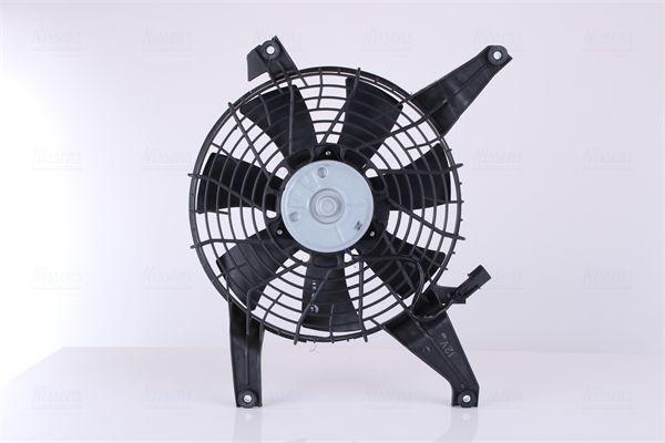 85383 NISSENS Lüfter, Klimakondensator 85383 günstig kaufen