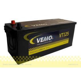 Vesz 125Ah VEMO Q+, original equipment manufacturer quality Indító akkumulátor V99-17-0070 alacsony áron