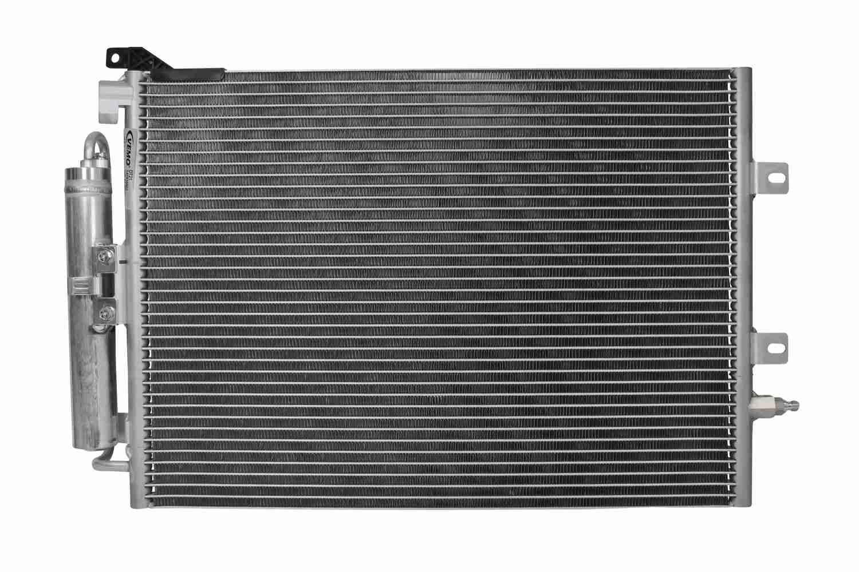 RENAULT MODUS / GRAND MODUS 2017 Klimakühler - Original VEMO V46-62-0024 Netzmaße: 545x358x16 mm