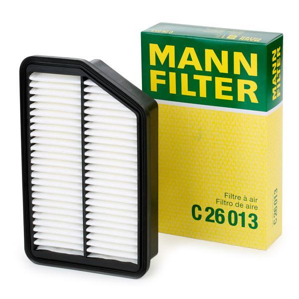 Buy original Air filter MANN-FILTER C 26 013