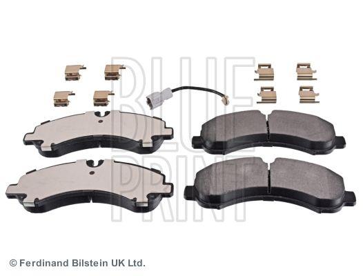 BLUE PRINT Zestaw klocków hamulcowych, hamulce tarczowe do MITSUBISHI - numer produktu: ADC44285