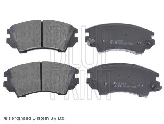 Brake pad set disc brake ADW194202 BLUE PRINT — only new parts