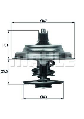 Thermostat d'eau BEHR THERMOT-TRONIK TX 23 75D Avis