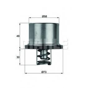 Thermostat, Kühlmittel BEHR THERMOT-TRONIK THD 1 71 mit 18% Rabatt kaufen