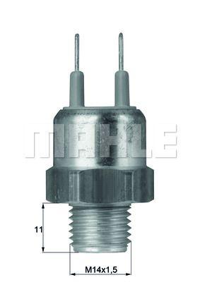 Termostato, Refrigerante BEHR THERMOT-TRONIK TI 155 88 Recensioni
