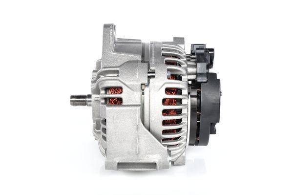 Køb BOSCH Generator 0 124 655 161 lastbiler