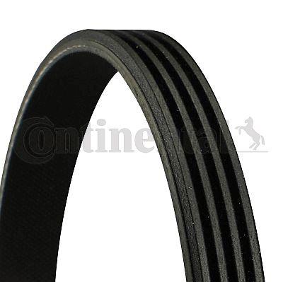 CONTITECH V-Ribbed Belts for IVECO - item number: 4PK1041 ELAST