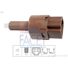 KW510276 FACET Made in Italy - OE Equivalent Bremslichtschalter 7.1276 günstig kaufen