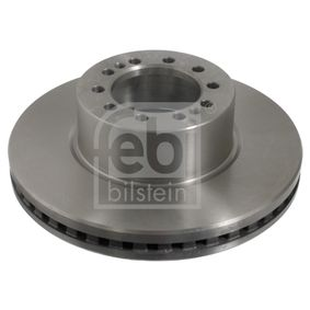 Buy FEBI BILSTEIN Brake Disc 39651 for VOLVO at a moderate price