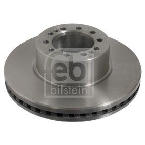 Achetez des Disque de frein FEBI BILSTEIN 39651 à prix modérés