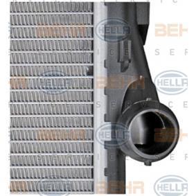 8MK 376 716-244 Kühler Motorkühlung HELLA in Original Qualität