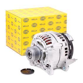 CA1394IR HELLA 120A Rippenanzahl: 6 Generator 8EL 011 710-321 günstig kaufen