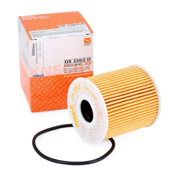 KNECHT   Filtro olio OX 339/2D