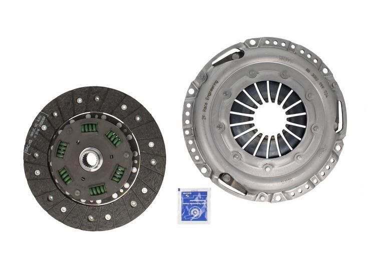 Clutch set 883089 000086 SACHS PERFORMANCE — only new parts