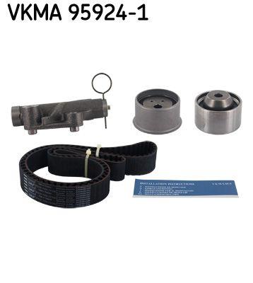VKMT95624 SKF mit Spanndämpfer, Spannrolle, Zähnez.: 154 Zahnriemensatz VKMA 95924-1 günstig kaufen