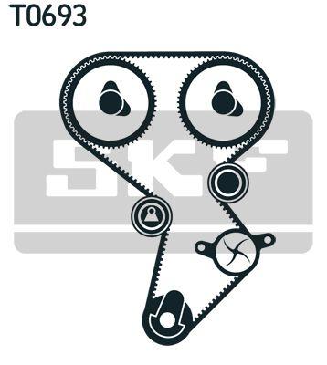 VKMA 95924-1 Zahnriemen & Zahnriemensatz SKF - Markenprodukte billig
