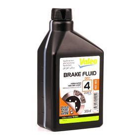 Achat de VALEO Capacité: 0,5I DOT 4 Liquide de frein 402402 pas chères