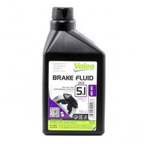 Achat de VALEO Capacité: 0,5I DOT 5.1 Liquide de frein 402407 pas chères