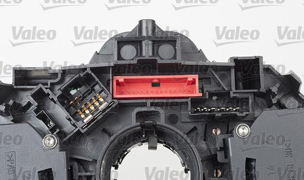 251641 Commutateur de colonne de direction VALEO Test