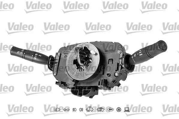 251641 Commutateur de colonne de direction VALEO - Produits de marque bon marché