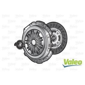 828454 VALEO KIT3P with clutch pressure plate, with clutch plate, with clutch release bearing Clutch Kit 828454 cheap