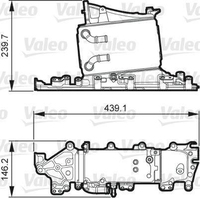 Original Výfukový systém 818265 Audi