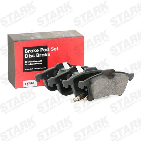 SKOP-1006 STARK Bremsbelagsatz, Scheibenbremse Bewertung