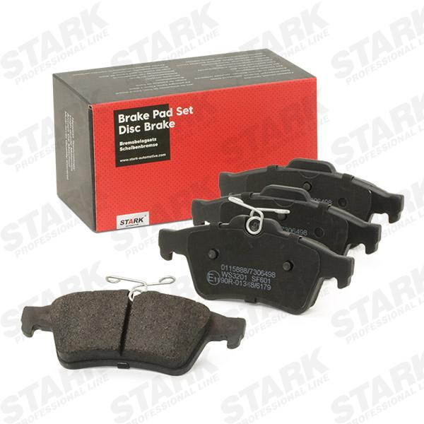SKFO1007 Bremsbeläge STARK SKFO-1007 - Große Auswahl - stark reduziert