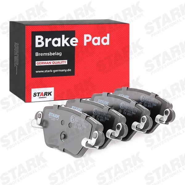 SKFO-1024 Bremsbelagsatz STARK - Markenprodukte billig