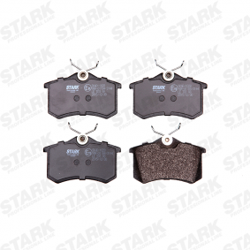 SKAD1028 Bremseklodser STARK SKAD-1028 - Stort udvalg — stærkt reduceret