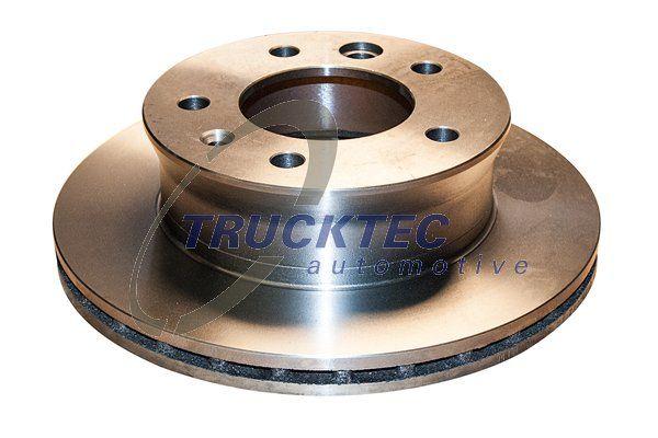 MERCEDES-BENZ VARIO 2014 Tuning - Original TRUCKTEC AUTOMOTIVE 02.35.025 Ø: 276mm, Lochanzahl: 5, Bremsscheibendicke: 22mm