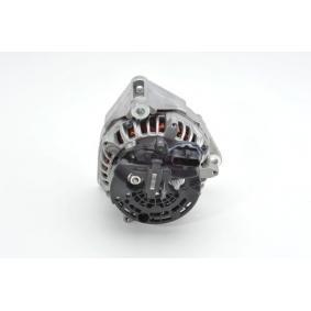 Купете NCB228V40100A BOSCH 100А Генератор 0 124 655 038 евтино