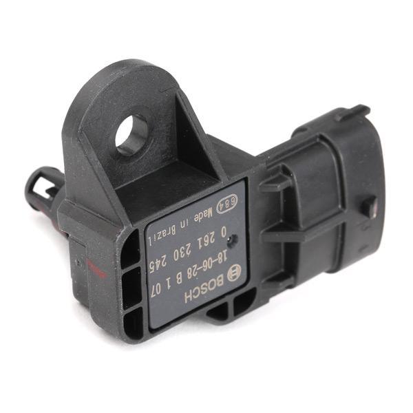 Sensor, Saugrohrdruck 0 261 230 245 von BOSCH