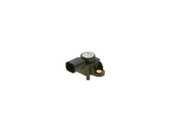 Original MERCEDES-BENZ Sensor Saugrohrdruck 0 261 230 342