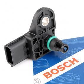 DSS3TF50300kPa BOSCH Sensor, Ladedruck 0 281 006 108 günstig kaufen