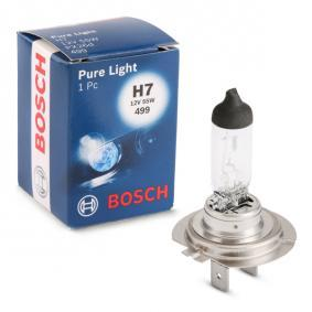 HB7 BOSCH 55W, 12V, H7 Bulb, spotlight 1 987 302 777 cheap