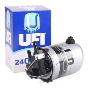 24.061.01 UFI Höhe: 157,0mm Kraftstofffilter 24.061.01 günstig kaufen