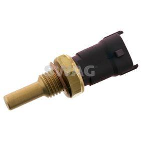 40 92 8381 SWAG grau, mit Dichtring SW: 19, Anschlussanzahl: 2 Sensor, Kühlmitteltemperatur 40 92 8381 günstig kaufen