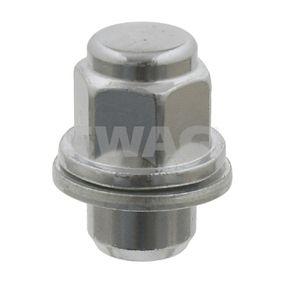 81 92 6587 SWAG M12 x 1,5mm, 21 Hjulmutter 81 92 6587 köp lågt pris